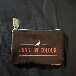 Butter London Zip Makeup/Cosmetics Bag NWOT